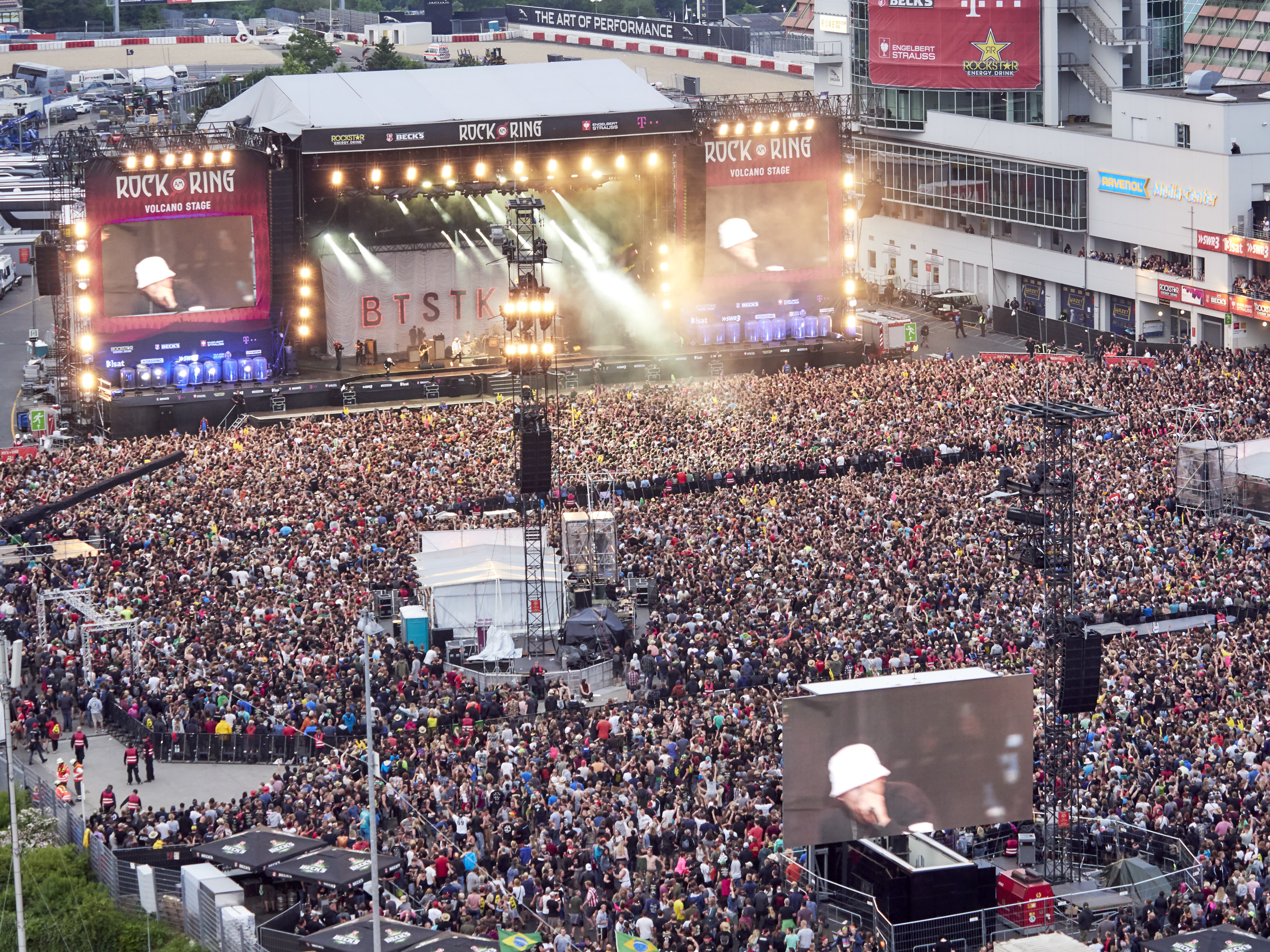 rock am ring 2019 gerГјchte