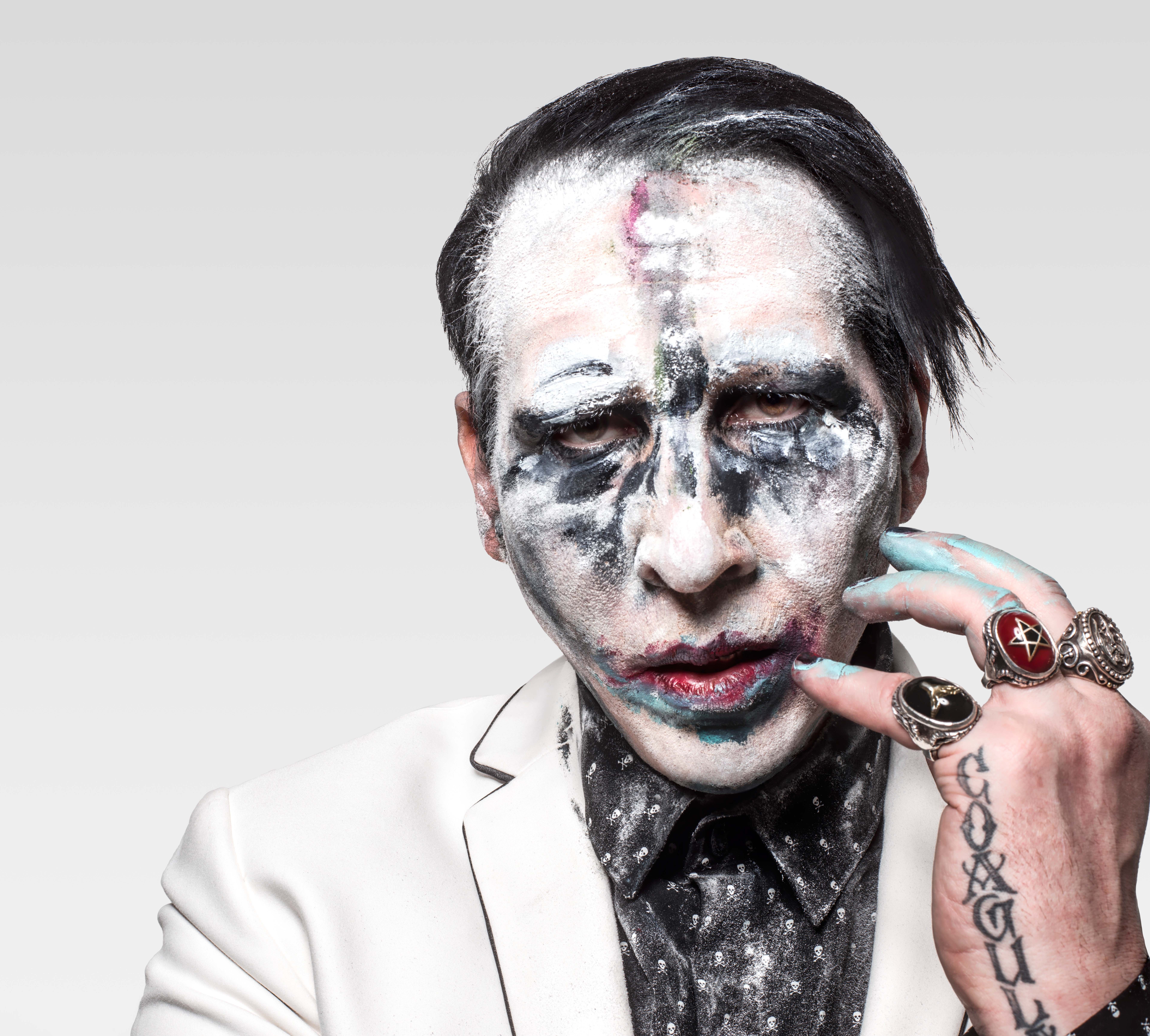 Marilyn Manson At Rock Am Ring
