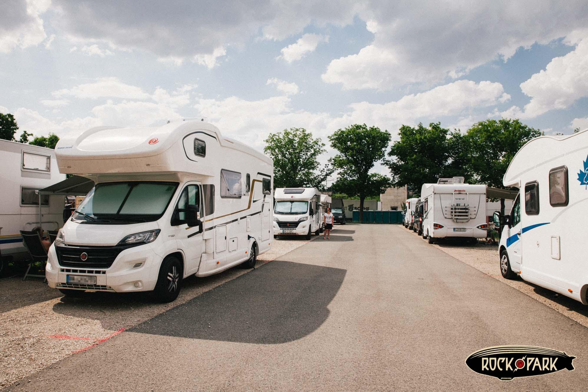Caravan Camping Rock Im Park 2019