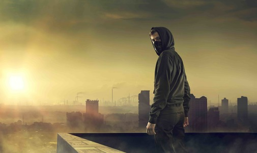 Alan Walker Press Photo Different World 2 (JPG)