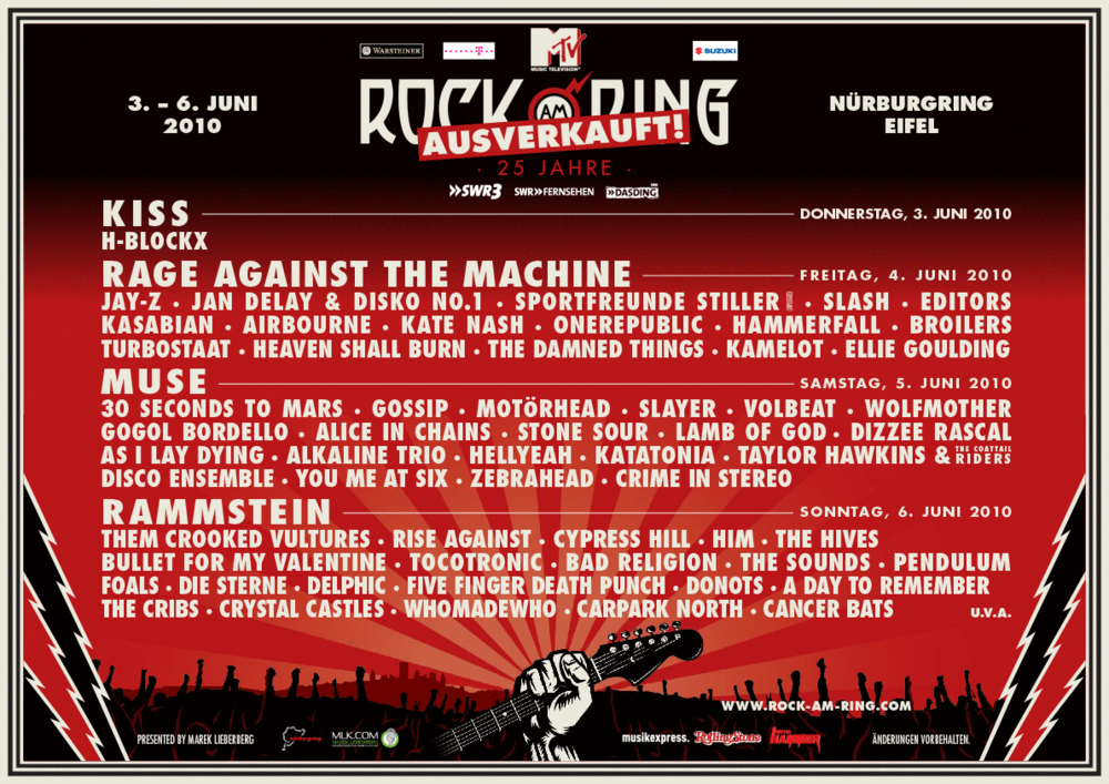 Die ärzte Rock Am Ring 2021 Video