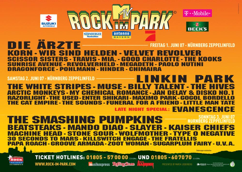 Rock Im Park 2008