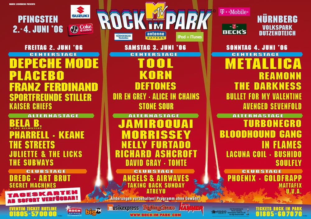 History Rock Im Park 2019