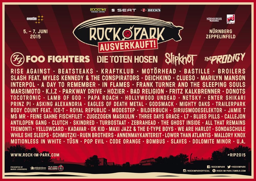 slipknot rock im park